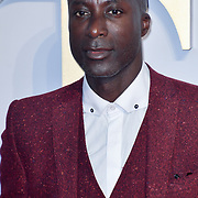 Ozwald Boateng attend A Star Is Born UK Premiere at Vue Cinemas, Leicester Square, London, UK 27 September 2018.