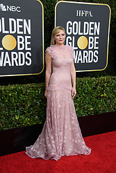 Kirsten Dunst arrives at the 77th Annual Golden Globe Awards at the Beverly Hilton in Beverly Hills, CA on Sunday, January 5, 2020.