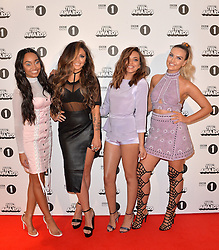 Leigh-Anne Pinnock, Jesy Nelson, Jade Thirlwall and Perrie Edwar bei den BBC Radio 1 Teen Awards in London / 231016<br /> <br /> *** BBC Radio 1 Teen Awards in London on October 23, 2016 ***