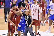 DESCRIZIONE : Milano Lega A 2014-15 EA7 Emporio Armani Milano vs Banco di Sardegna Sassari playoff Semifinale gara 7 <br /> GIOCATORE : Stefano Sardara Bruno Cerella<br /> CATEGORIA : fairplay postgame<br /> SQUADRA : Banco di Sardegna Sassari EA7 Emporio Armani Milano<br /> EVENTO : PlayOff Semifinale gara 7<br /> GARA : EA7 Emporio Armani Milano vs Banco di Sardegna SassariPlayOff Semifinale Gara 7<br /> DATA : 10/06/2015 <br /> SPORT : Pallacanestro <br /> AUTORE : Agenzia Ciamillo-Castoria/GiulioCiamillo<br /> Galleria : Lega Basket A 2014-2015 Fotonotizia : Milano Lega A 2014-15 EA7 Emporio Armani Milano vs Banco di Sardegna Sassari playoff Semifinale  gara 7 Predefinita :