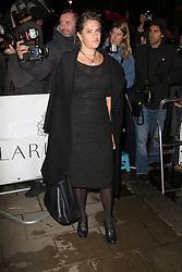 © Licensed to London News Pictures. 04/11/2014, UK. Tracey Emin, Harper's Bazaar Women of the Year Awards, Claridge's, London UK, 04 November 2014. Photo credit : Richard Goldschmidt/Piqtured/LNP