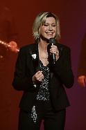 Tribune Photo/SANTIAGO FLORES Olivia Newton-John performs at the Morris Performing Arts Center on Friday night.