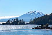 Mt. Edgecumbe, Sitka, Alaska