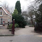 NLD/Utrecht/20080104 - Ingang Julianapark Amsterdamsestraatweg Utrecht