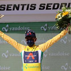 DISENTIS SEDRUM (SUI) CYCLING<br /> Tour de Suisse stage 5<br /> Richard Carapaz (Ecuador / Team Ineos)