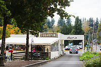 Sugarpine Drive-In. Troutdale, Oregon. Near Portland, Oregon.