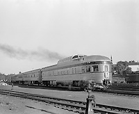 Canadian Pacific observation car