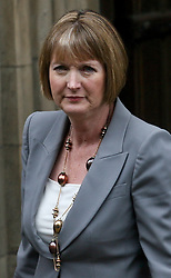 "© under license to London News Pictures. LONDON, UK. 25/02/14 Harriet Harman has said she ""regrets"" that a civil liberties group she used to work for had links to pro-paedophile campaigners in the 1970s and 1980s. FILE PICTURE DATED 12/06/2012. London,Britain.Harriet Harman MP, Labour's Deputy Leader arrives at the Leveson Inquiry in the Royal Courts of Justice. Photo credit : Thomas Campean/LNP.."