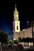 The Sagrado Corazon de Jesus Temple, Church, El Fuerte, Sinaloa, Mexico