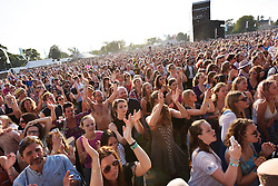 © Licensed to London News Pictures. 08/08/2015. Cornbury Park, Charlbury, Oxfordshire. The Wilderness Festival 2015 at Cornbury Park in Oxfordshire. Photo credit : MARK HEMSWORTH/LNP