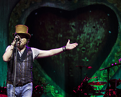 March 17, 2017 - Hollywood, California, USA - Zucchero performing at the Saban Theatre in Beverly Hills, California (Credit Image: © Armando Gallo via ZUMA Studio)