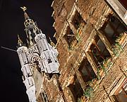 20141026 Gent Belgie: Mageleinstraat Belfort
