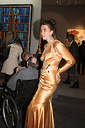 KITTY VERITY, The preview of LAPADA Art and Antiques Fair. Berkeley Sq. London. 21 September 2015.