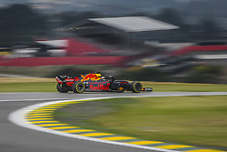 November 9, 2018 - Sao Paulo, Brazil - 03 RICCIARDO Daniel (aus), Aston Martin Red Bull Tag Heuer RB14, action during the 2018 Formula One World Championship, Brazil Grand Prix from November 08 to 11 in Sao Paulo, Brazil -  FIA Formula One World Championship 2018, Grand Prix of Brazil World Championship;2018;Grand Prix;Brazil  (Credit Image: © Hoch Zwei via ZUMA Wire)
