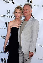 Sting and Trudie Styler attending the American Ballet Theatre Spring Gala at The Metropolitan Opera House on May 21, 2018 in New York City, NY, USA. Photo by Dennis Van Tine/ABACAPRESS.COM