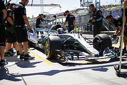 July 29, 2017 - Budapest, Hungary - Motorsports: FIA Formula One World Championship 2017, Grand Prix of Hungary, ..#77 Valtteri Bottas (FIN, Mercedes AMG Petronas F1 Team) (Credit Image: © Hoch Zwei via ZUMA Wire)