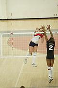2006 FAU Volleyball vs Louisiana-Lafayette, September 23, 2006.