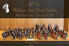 McQueen High School Orchestra