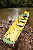 Iban Longboat Temburong River