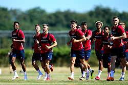 Bristol City return for pre-season training ahead of the 2018/19 Sky Bet Championship Season - Mandatory by-line: Robbie Stephenson/JMP - 29/06/2018 - FOOTBALL - Failand Training Ground - Bristol, England - Bristol City back in Training