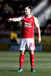 Richie Towell, Rotherham United