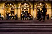 Sao Paulo_SP, Brasil..Estacao da Luz no bairro da Luz em Sao Paulo...The Luz Station in Luz neighborhood in Sao Paulo...Foto: MARCUS DESIMONI / NITRO