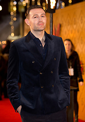 James McArdle arrives at the European premiere of Mary Queen of Scots at Cineworld Leicester Square, London.