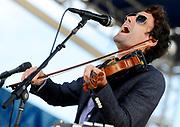 Andrew Bird at Newport Folk Festival 2010