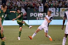 Portland Timbers vs Philadelphia Union - 04 August 2018