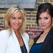 NLD/Leeuwarden/20110627 - Perspresentatie Moordvrouw, Wendy van Dijk en Chava Voor in 't Holt