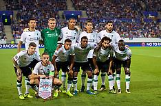 2017-08-15 Hoffenheim v Liverpool