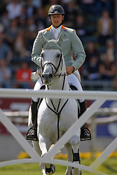 Kutscher Marco - Cornet Obolensky<br /> CHIO Aachen 2008<br /> Photo © Hippo Foto