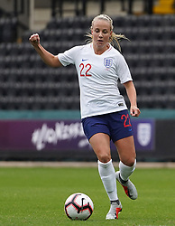 October 6, 2018 - Nottingham, England, United Kingdom - Nottingham England - October 06:.Beth Mead of England.during International Friendly between England Women and Brazil Women at Meadow Lane stadium , Notts County FC, Nottingham, England on 06 Oct 2018. (Credit Image: © Action Foto Sport/NurPhoto/ZUMA Press)