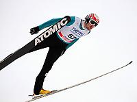 FIS World Cup Nordic Combined,  Trondheim Norway, 7 Dec 2008,<br /> Norway Only, <br /> Magnus Moan, NOR,<br /> Foto: Carl-Erik Eriksson, Digitalsport