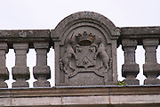 coat of arms chateau de rully burgundy france