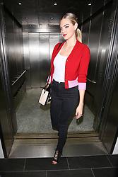 Kate Upton at LAX.<br /><br />24 August 2017.<br /><br />Please byline: Vantagenews.com