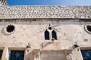 The Ashkenazi Ari Synagogue AKA Ha'Ari. Safed, (Mid 16th Century) Upper Galilee, Israel