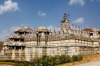 adinath jain temple in rajasthan state in india