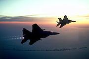 F-15A Eagles, Louisiana Air National Guard