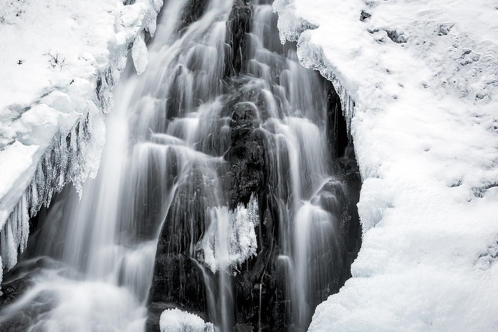Winter expedition to Pinkham Notch, NH.