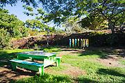 Pua Mau Place Botanical Garden, Kohala, Big Island of Hawaii