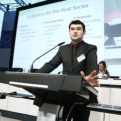 20150227 - Brussels - Belgium - 27 February 2015 -  Heating and cooling in the European energy  transition conference - Heating and cooling for buildings   © EC/CE - Patrick Mascart