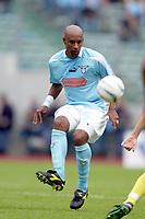 Roma 5/10/2003 <br />Lazio Chievo 1-0 <br />Ousmane Dabo (Lazio)<br />Foto Andrea Staccioli / GRAFFITI