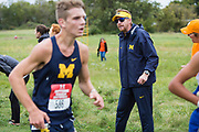 Men's Cross Country at the Nuttycombe Invitational in Vernoa, Wisconsin, Friday, Sept. 28, 2018.