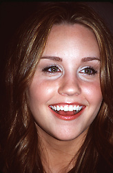 Amanda Bynes at the photocall and press conferencefor the movie What A Girl Wants. Headshot.<br />©Jean Cummings/allaction.co.uk