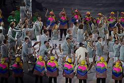Australia, Opening ceremony<br /> Olympic Games Rio 2016<br /> © Hippo Foto - Dirk Caremans<br /> 05/08/16