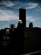 City Skyline, NYC