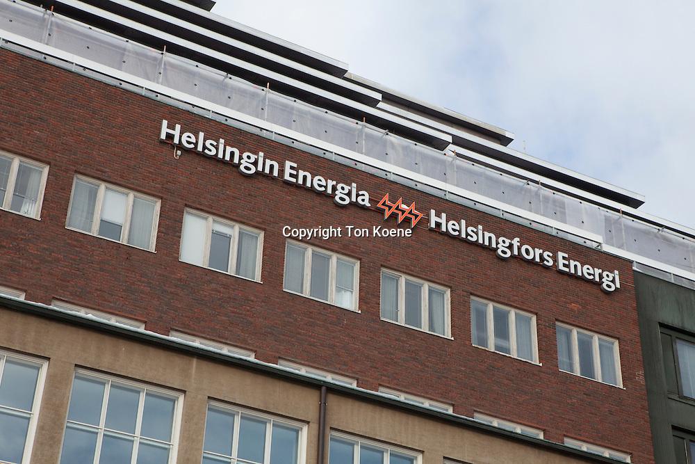 Helsinki energy company