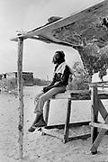 Peter Tosh and Friends on Hellshire Beach near Kingston - Jamaica 1978