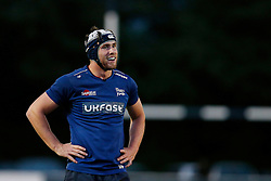 George Nott of Sale Sharks - Mandatory by-line: Matt McNulty/JMP - 19 August 2016 - RUGBY - Heywood Road Stadium - Manchester, England - Sale Sharks v Edinburgh Rugby - Pre-Season Friendly